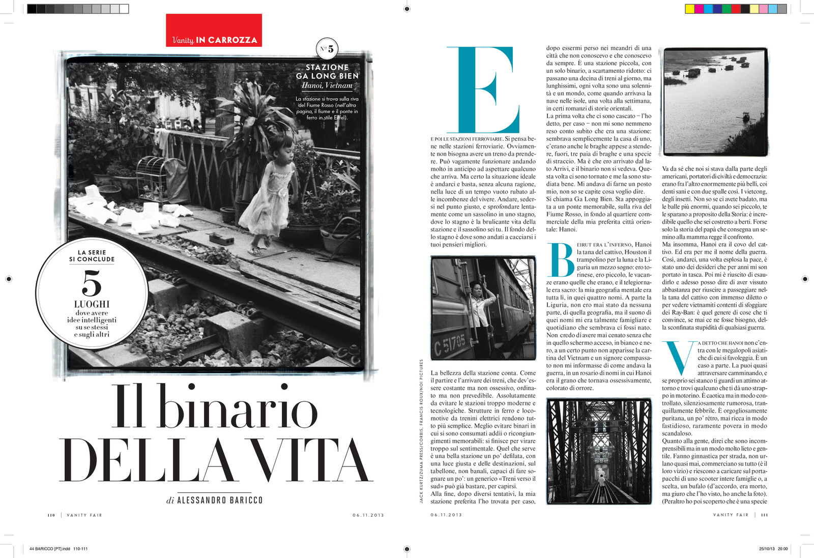 Francis Roux for Vanity Fair Italia